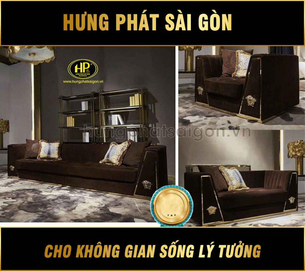 Sofa Băng Luxury Hiện Đại NK-02