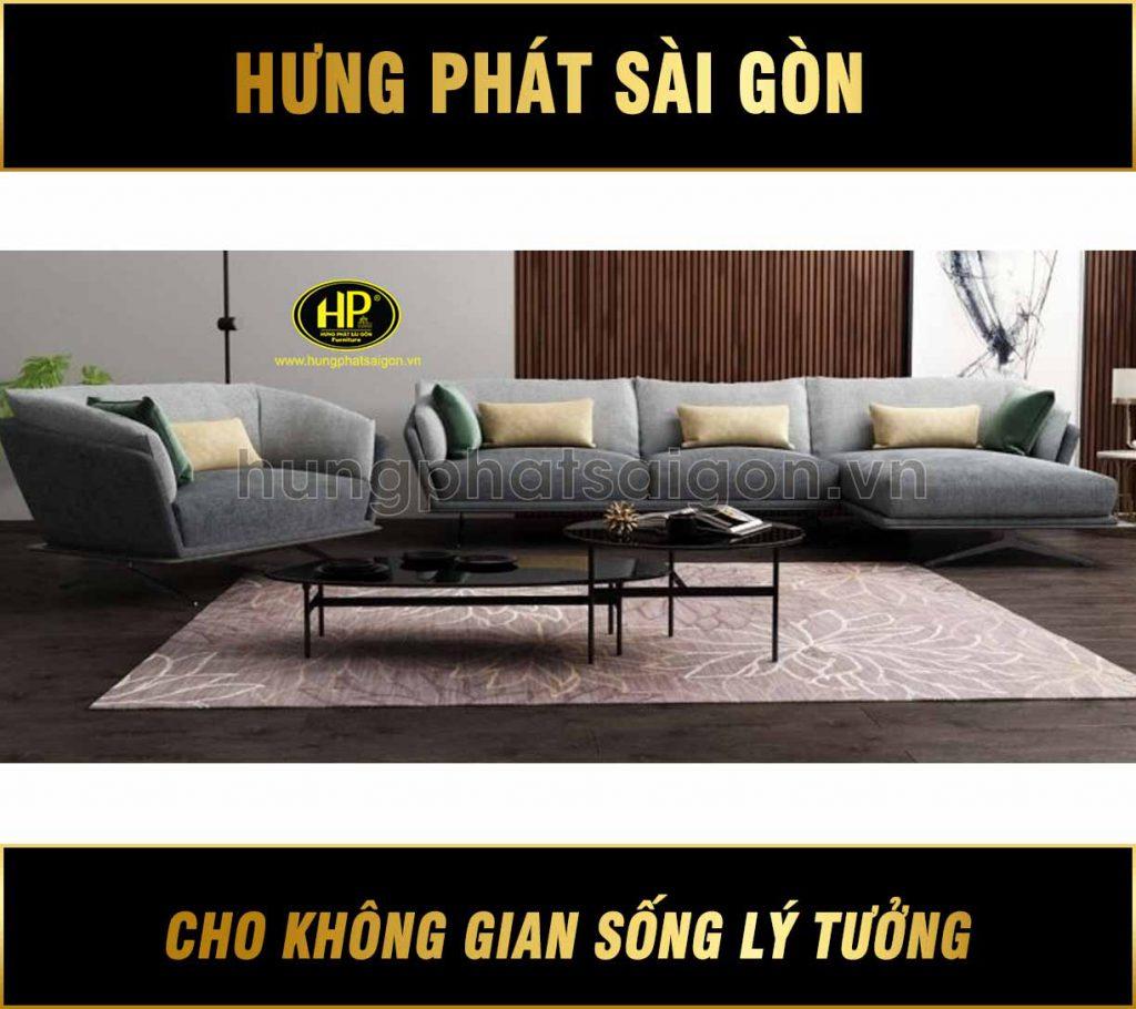 Sofa cao cấp chung cư NK-19