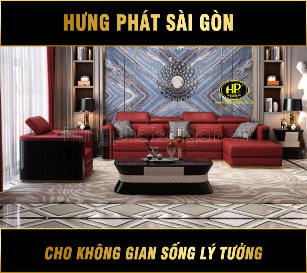 Sofa cao cấp sang trọng NK-09