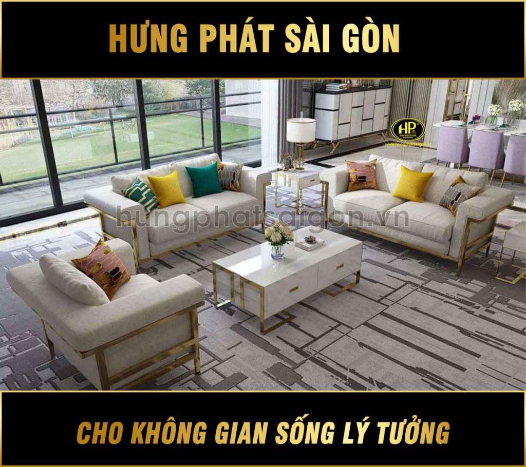 Sofa vải cao cấp hiện đại NK-07
