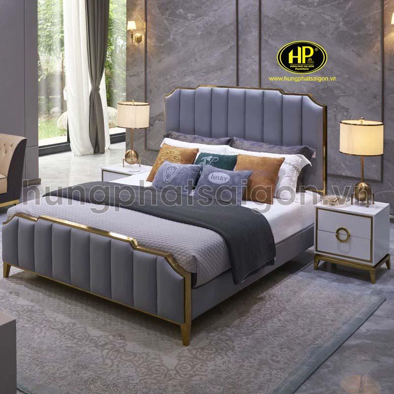 Thiết kế giường da cho người trẻ tuổi GD-15