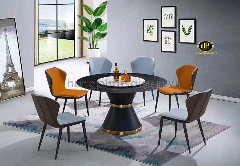 Lựa chọn bàn ăn phù hợp với không gian