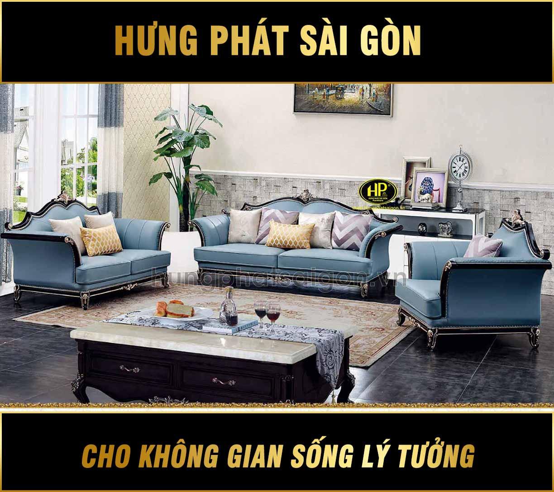 Ghế sofa tân cổ điển gỗ hương đỏ 895-1