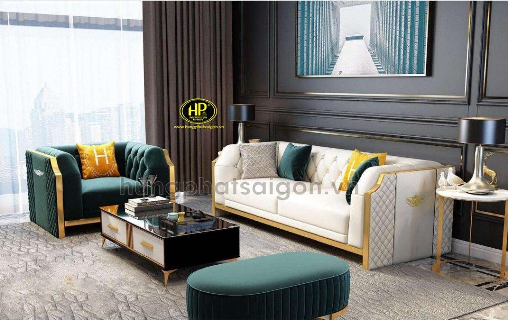 Sofa cao cấp phong cách hoàng gia NK-28