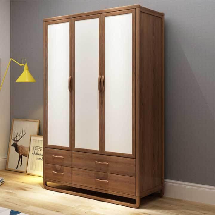 Tủ quần áo gỗ giá rẻ