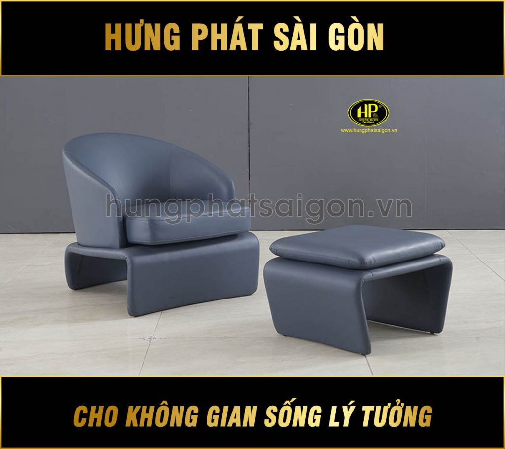 Sofa đơn nhỏ gọn nhập khẩu DN-06
