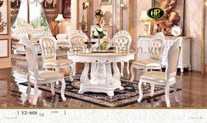 Hưng Phát cung cấp bộ bàn ghế ăn đẹp và chất lượng