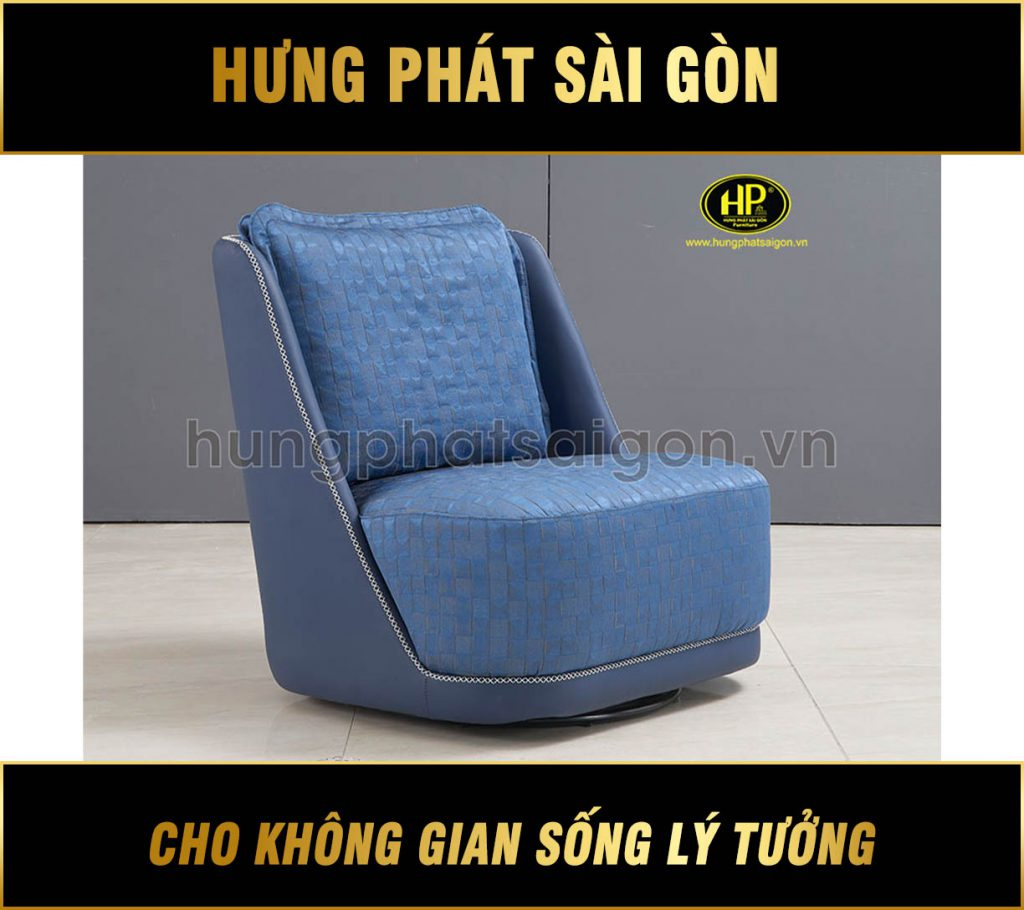 ghế sofa đơn châu âu nhập khẩu DS-09