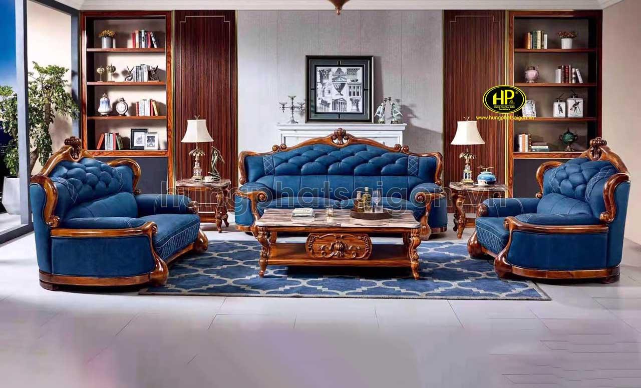 sofa tân cổ điển tại vĩnh yên vĩnh phúc