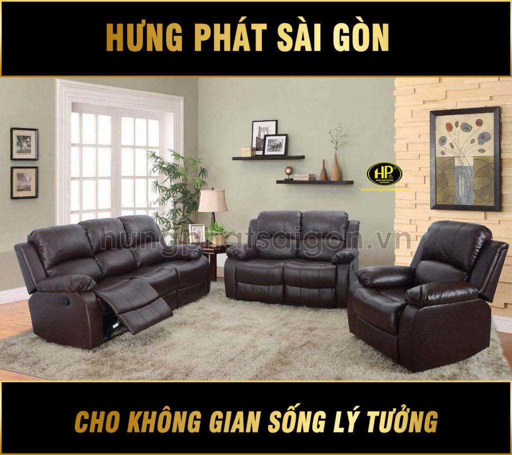 Sofa thư giãn-Bộ 3 ghế KN839