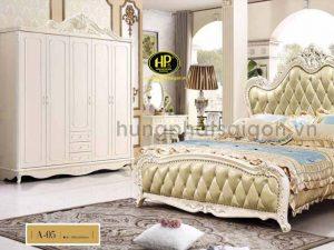 Phong cách giường ngủ tân cổ điển