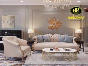 Sofa tân cổ điển hiện đại H-3030