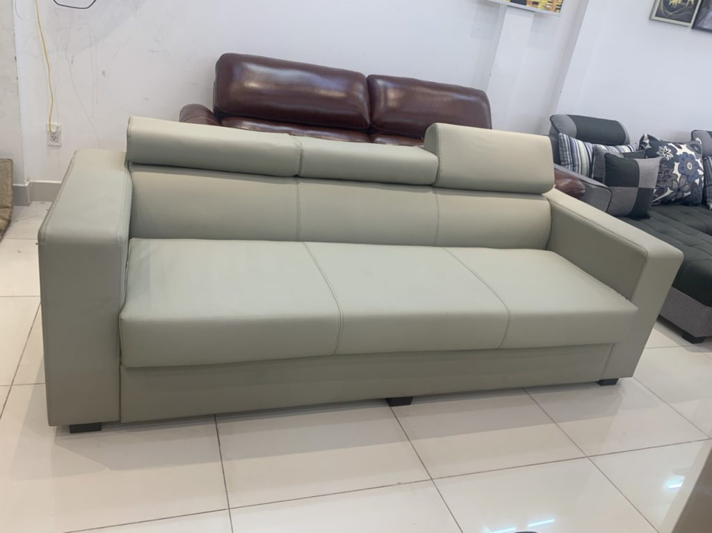 Sofa da thanh lý TL-46