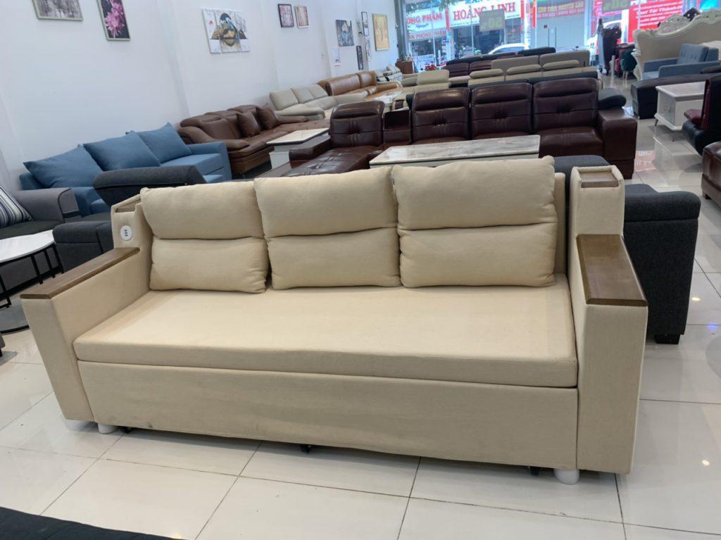 Sofa giường nhập khẩu thanh lý TL-51