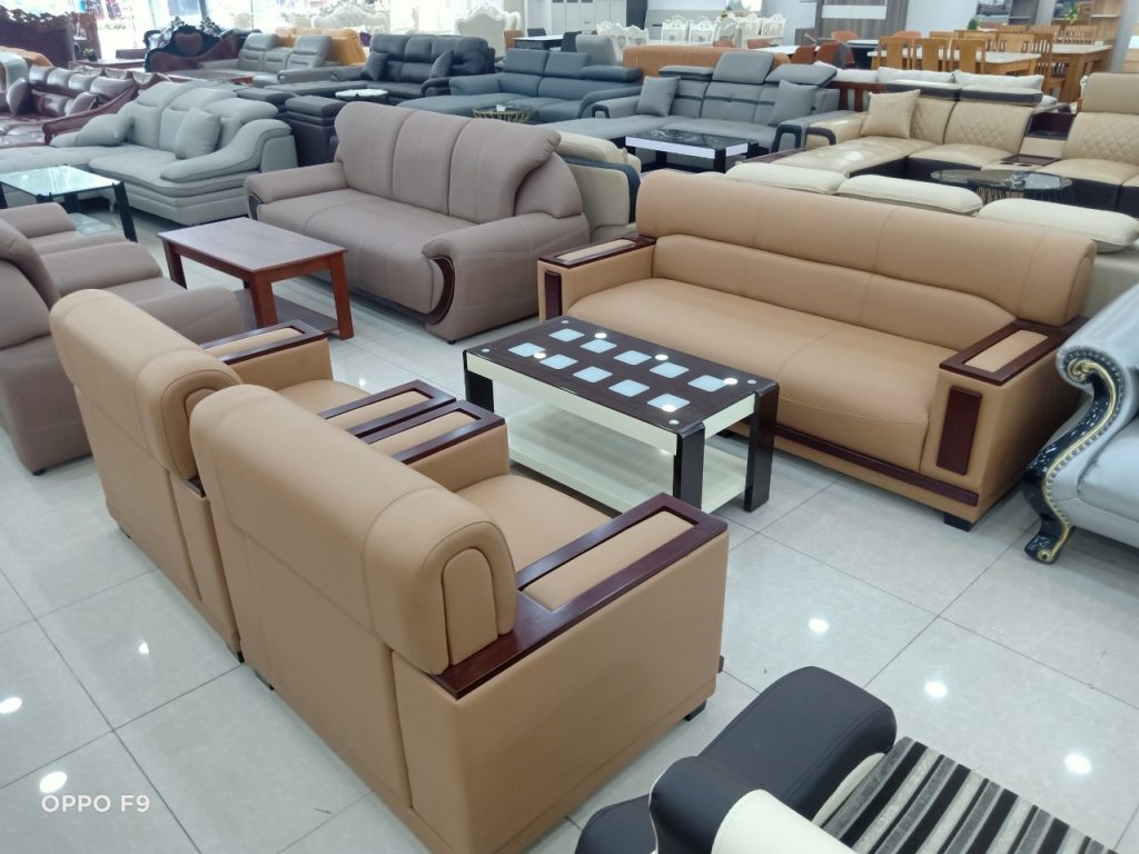 Sofa văn phòng thanh lý TL-104