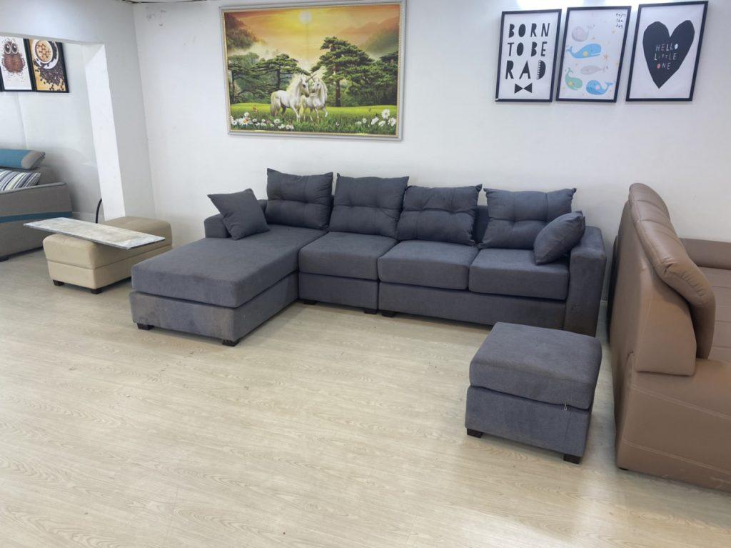 Sofa góc thanh lý TL-112