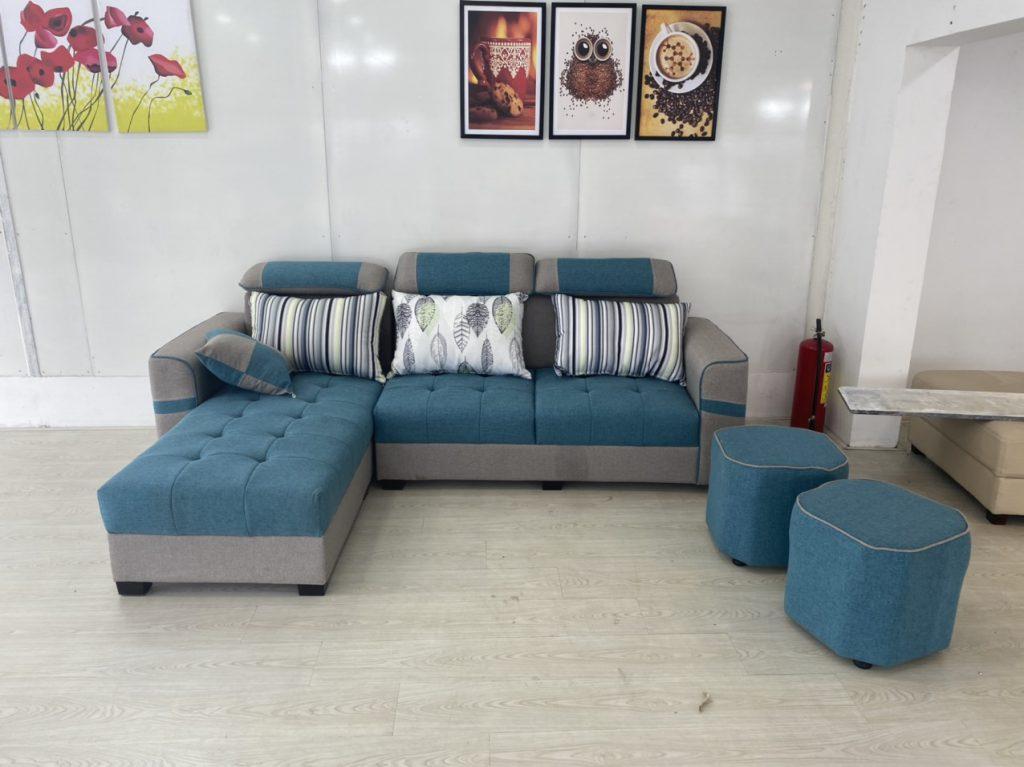 Sofa vải thanh lý TL-113