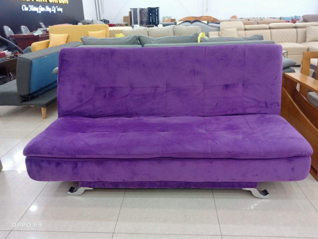 Sofa giường vải thanh lý TL-114