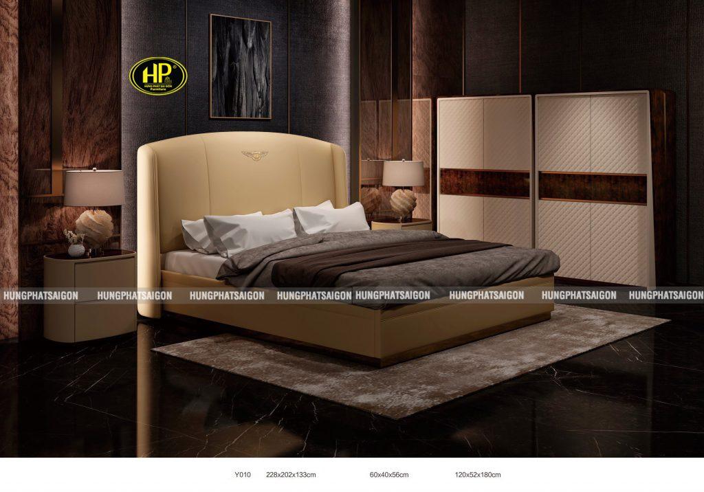 Combo giường tủ hiện đại cao cấp TP-Y010