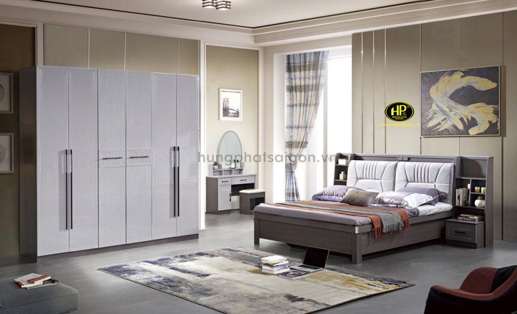 Combo nội thất phòng ngủ cao cấp TP-3036