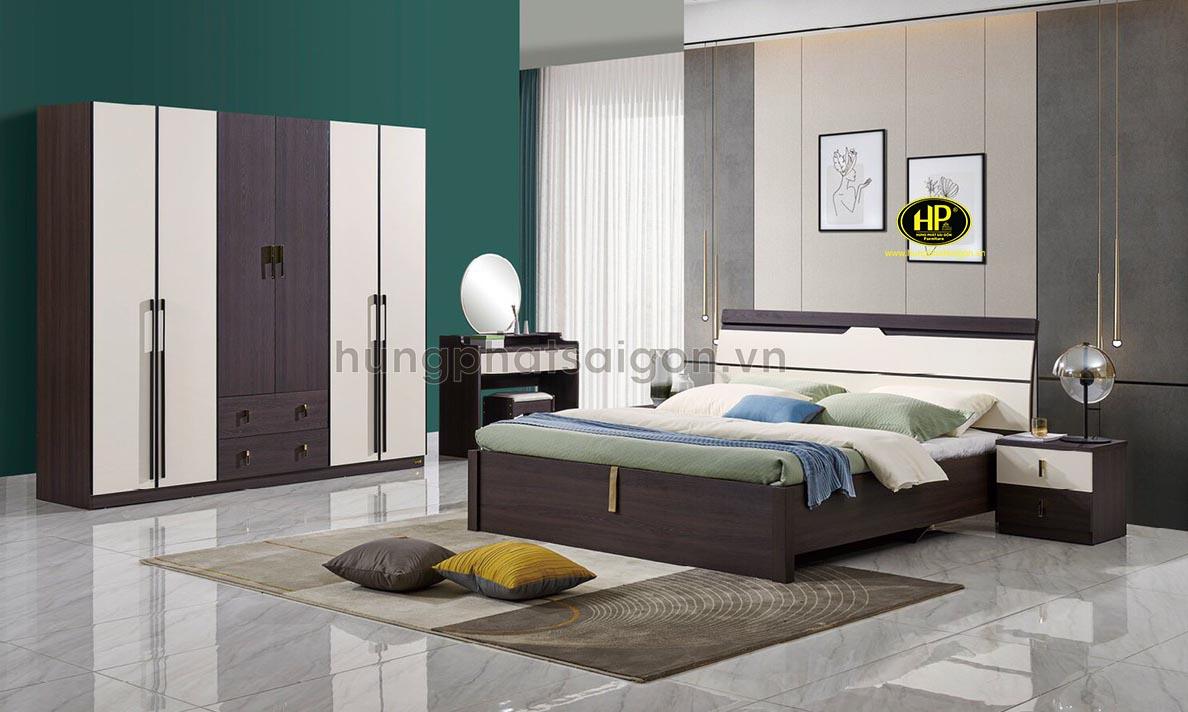 Combo nội thất phòng ngủ hiện đại AT-C101