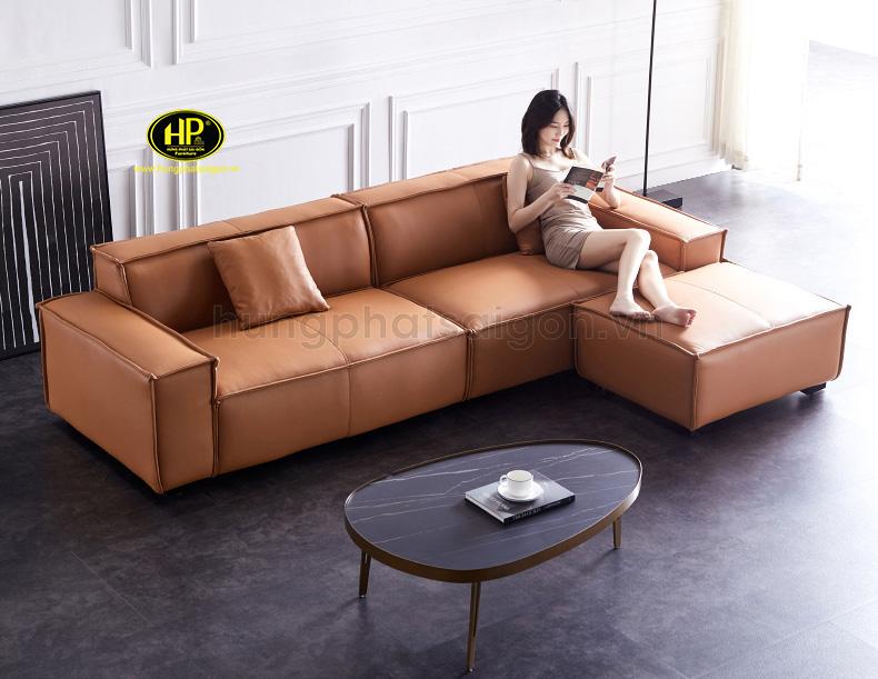 Sofa băng da hiện đại cao cấp H-188 (4)