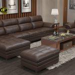Sofa da cao cấp nhập khẩu HD-57