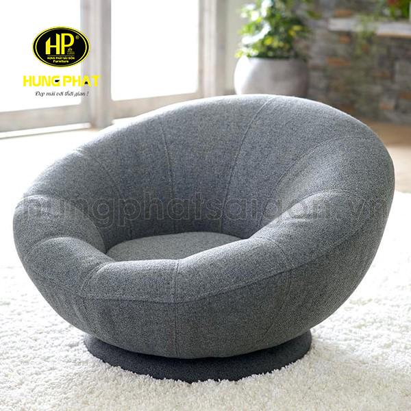 Ghế sofa đơn dạng bàn xoay với kiểu dáng trẻ trung, năng động