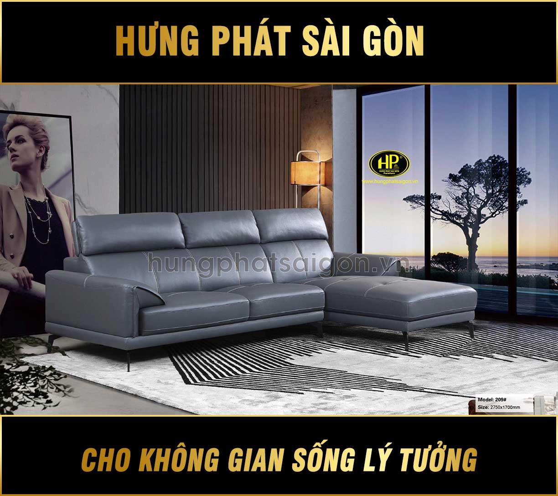 Ghế sofa góc nhập khẩu NK-209