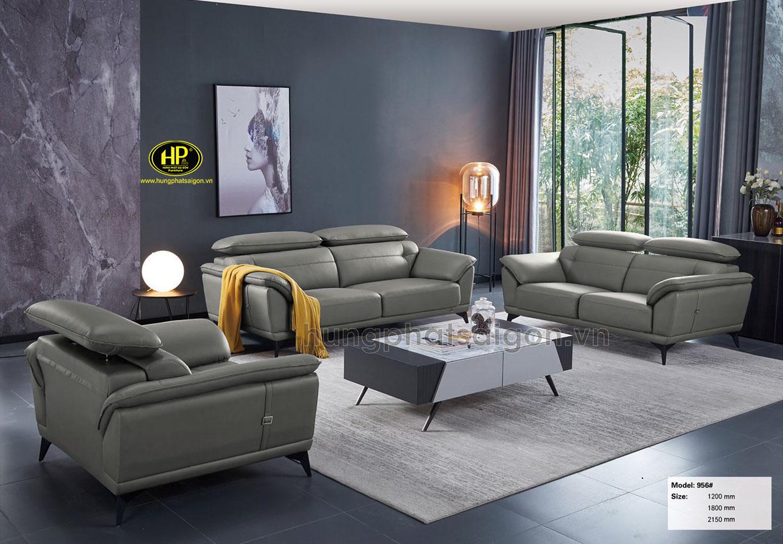Bộ ghế sofa nhập khẩu phòng khách NK-956