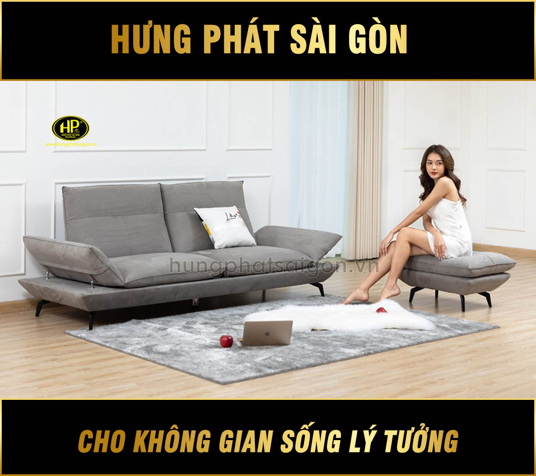 Sofa băng đẹp H-197