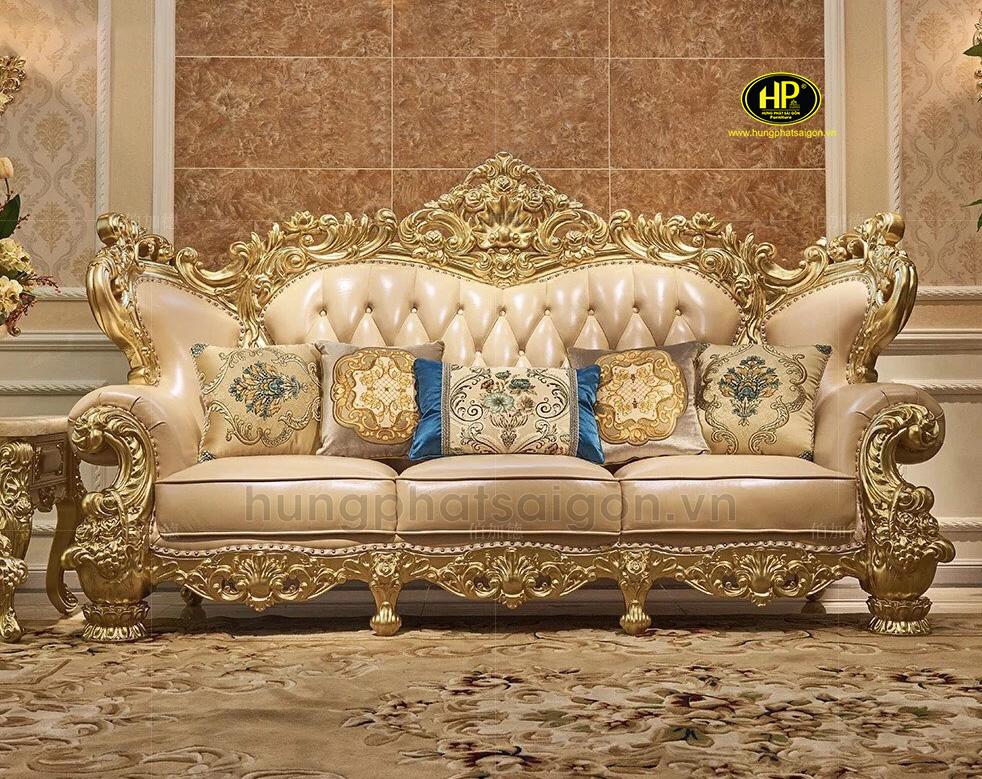 Sofa tân cổ điển phong cách châu Âu M-54A