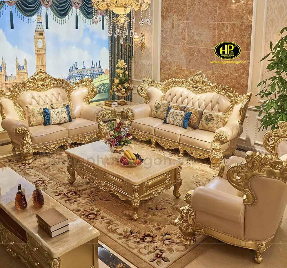 Hưng Phát Sài Gòn - Chuyên cung cấp các dòng nội thất mạ vàng giá tốt, chất lượng hoàn hảo nhất