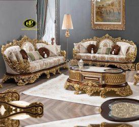 địa chỉ mua sofa bọc vàng