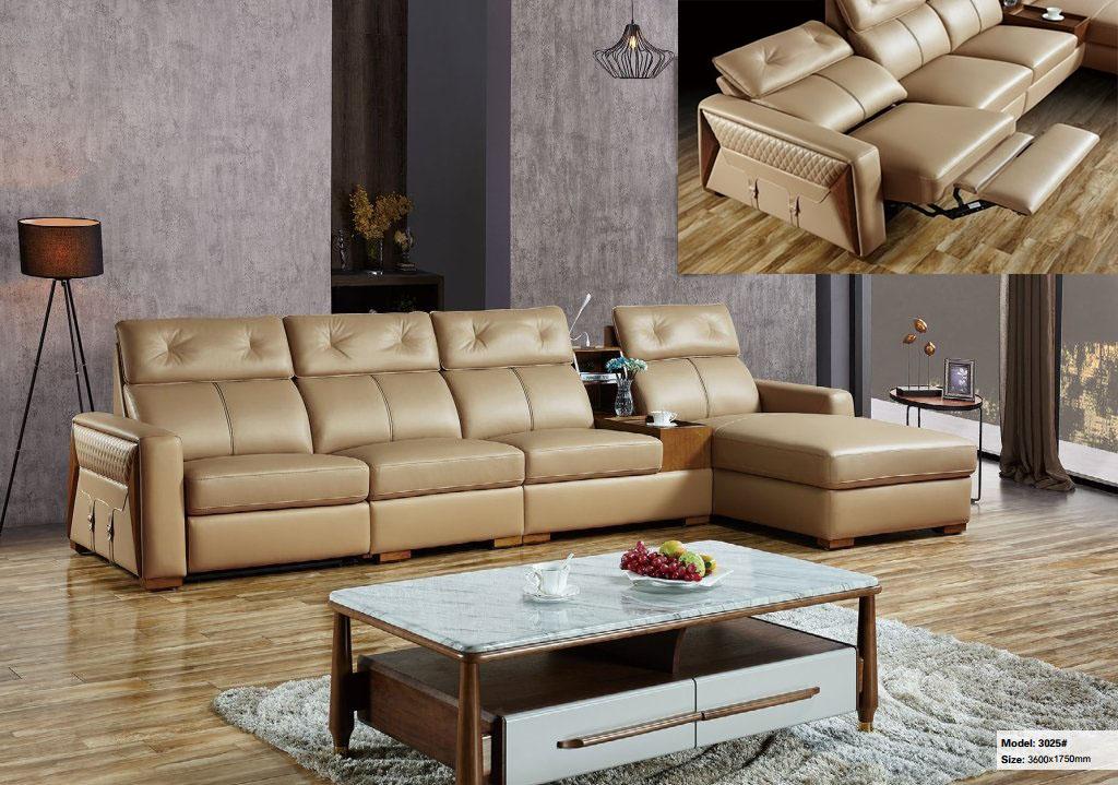 sofa thư giãn cao cấp H-3025