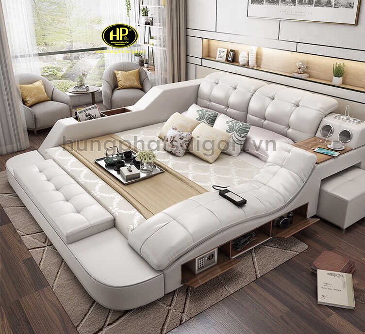 Giường ngủ đa năng thông minh GM-03