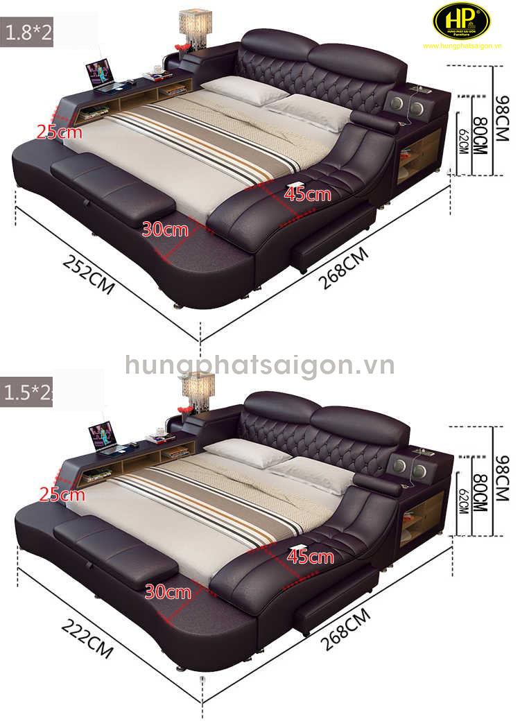 Giường da massage thư giãn đa năng GM-01
