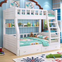Hệ giường tầng độc đáo cho bé trai chủ đề biển