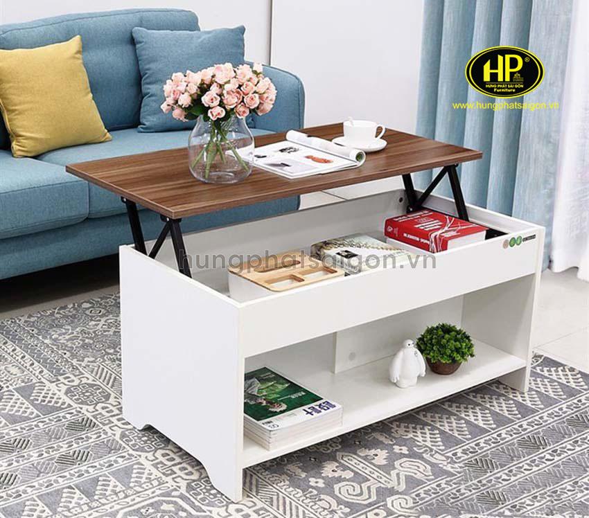 Bàn sofa đa năng phù hợp với nhiều loại không gian sống khác nhau