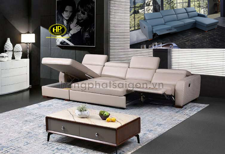 Giường sofa gấp gọn nhập khẩu NK-8878